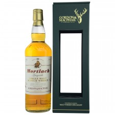 Mortlach 21 Jahre (G&M Distillery Label)