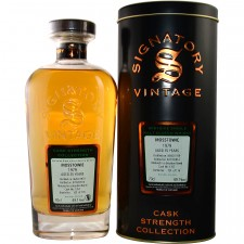Mosstowie 1979/2016 - Cask No. 25758 (Bourbon Barrel) - (Signatory Cask Strength)