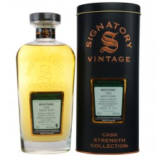 Mosstowie 1979/2017 - Cask No. 14574 (Bourbon Barrel) - (Signatory Cask Strength)