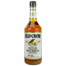 Old Crow The Orginial Sour Mash Kentucky Straight Bourbon Whiskey (USA)