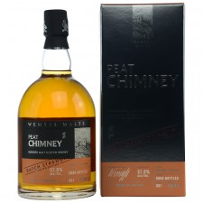 Wemyss Malts Peat Chimney Batch Strength