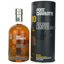 Port Charlotte Heavily Peated 10 Jahre Second Limited Edition