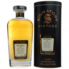 Port Dundas 1991/2017 - Cask No: 50404 - Single Grain (Signatory Cask Strength Collection)
