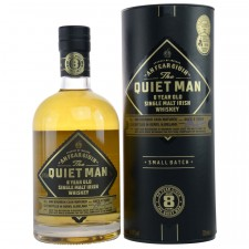 The Quiet Man 8 Jahre Irish Single Malt Whiskey mit Tube (Irland)