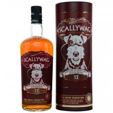 Scallywag 13 Jahre Limited Edition Sherry Cask Matured Speyside Blended Malt