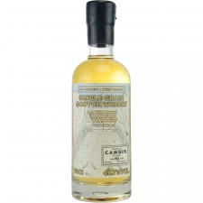 Cambus 24 Jahre - Batch 2 - Bourbon Hogshead (That Boutique-y Whisky Company)