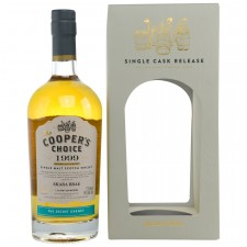 Skara Brae 1999/2017 The Secret Orkney (Vintage Malt Whisky Company - The Coopers Choice)
