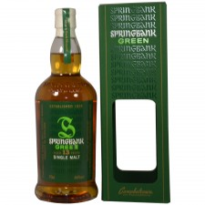 Springbank Green 13 Jahre (Sherry Cask Matured)