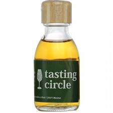 Glenallachie 1996/2016 - Cask No. 5243+5245 (Hogsheads) - Originally Bottled by Signatory - Sample (Tasting Circle)