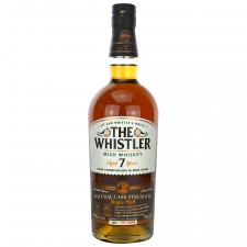 The Whistler 7 Jahre Natural Cask Strength Single Malt Whiskey (Irland)