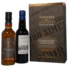 Tomatin Whisky meets Sherry Pedro Ximenez (Set)