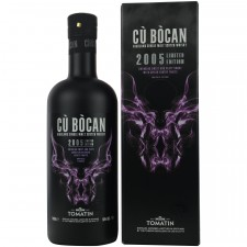 Tomatin Cu Bocan 2005 Limited Edtion