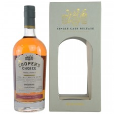 Tormore Sweet & Smoky Port Cask Finish Cask No. 9855 (Vintage Malt Whisky Company - The Coopers Choice)