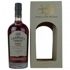 Tullibardine 2007/2015 Port Cask Finish (Vintage Malt Whisky Company - The Coopers Choice)