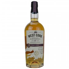 West Cork 12 Jahre Port Cask Finish - Limited Release (Irland)