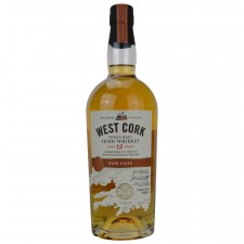 West Cork 12 Jahre Rum Cask Finish - Limited Release (Irland)