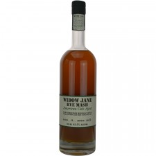 Widow Jane Whiskey Distilled From A Rye Mash (USA: Bourbon)