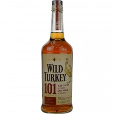 Wild Turkey 101 Proof Bourbon Whiskey (USA: Bourbon)