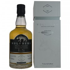 Wolfburn A Little Something Different - 60th Anniversary LMDW 50%