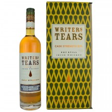 Writers Tears Cask Strength Pot Still Whiskey (Irland)