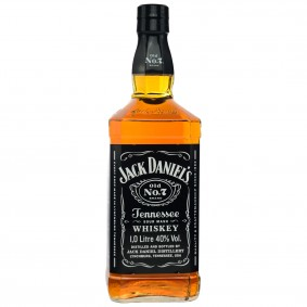 Jack Daniels Old No. 7 Tennessee Sour Mash Whiskey (Liter) (USA)