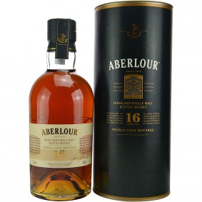 Aberlour 16 Jahre - Double Cask Matured - Version 40,0% Vol.