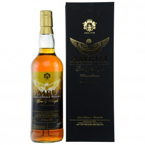 Amrut 8 Jahre Greedy Angels Chairmans Reserve (Indien)