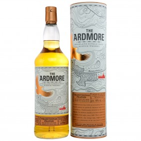 Ardmore Traditional Peated 40% Vol. (Liter)