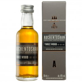 Auchentoshan Three Wood (Miniatur)