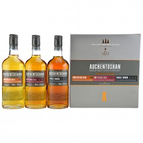 Auchentoshan Ultimate Collection (Probierset) (3 x 200ml)