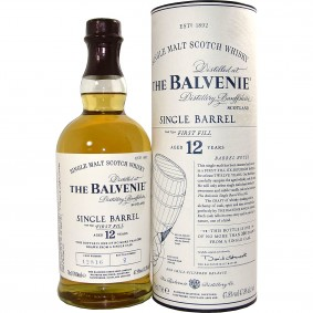 Balvenie 12 Jahre Single Barrel Bourbon Cask