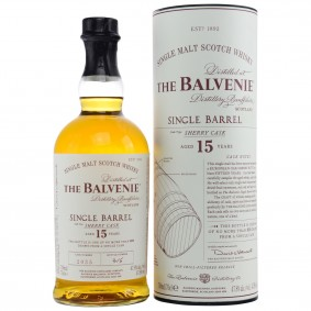 Balvenie 15 Single Barrel Sherry Cask - Cask Number 2035