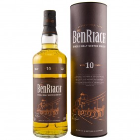 Benriach 10 Jahre Three Cask Matured