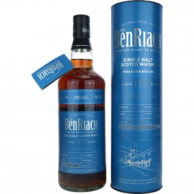 Benriach 1977/2016 Single Cask 3111 38 Jahre Tawny Port Finish
