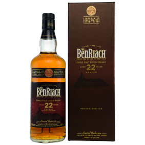 Benriach 22 Jahre Albariza PX Wood Finish Peated 2nd Edition