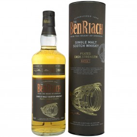Benriach Peated Cask Strength - Batch 1