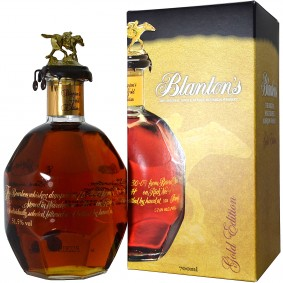 Blantons Gold (USA: Bourbon)