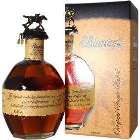 Blantons Original Single Barrel (USA: Bourbon)