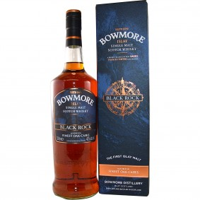 Bowmore Black Rock (Liter)