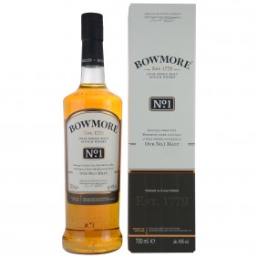 Bowmore No. 1 Islay Single Malt Whisky