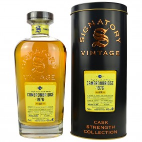 Cameronbridge 1976/2015  Single Grain (Signatory Cask Strength Collection)