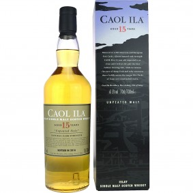 Caol Ila Unpeated 15 Jahre - Special Release 2016