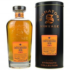 Carsebridge 1976/2015 Single Grain (Signatory Cask Strength Collection)