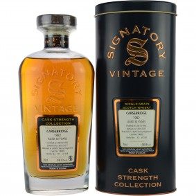 Carsebridge 1982/2017 Single Grain (Signatory Cask Strength Collection)