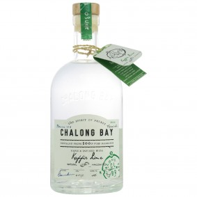 Chalong Bay vapour infused with Kaffir Lime (Rum) (Thailand)
