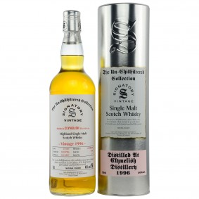 Clynelish 1996/2017 - Cask No. 8796 (Refill Sherry Butt) (Signatory Un-Chillfiltered)