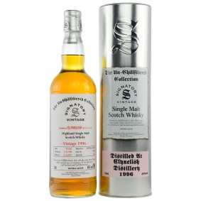 Clynelish 1996/2017 -20 Jahre - Cask No. 11388 (Refill Sherry Butt) - (Signatory Un-Chillfiltered)