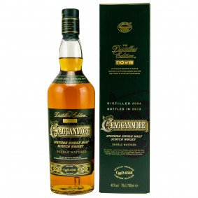 Cragganmore Distillers Edition 2004/2016 Double Matured in Port Wine Casks