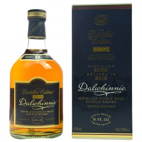 Dalwhinnie Distillers Edition 2000/2016 Double Matured in Oloroso Sherry Casks