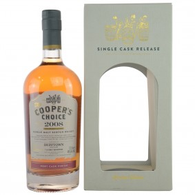 Dufftown 2008/2017 Port Cask Finish Cask No. 864 (Vintage Malt Whisky Company - The Coopers Choice)